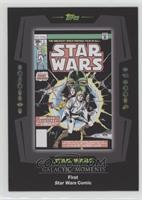 First Star Wars Comic