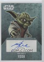 Tom Kane as Yoda