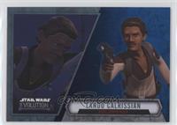 Lando Calrissian - Rebel Sympathizer