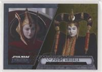 Padme Amidala - Queen of Naboo #/50