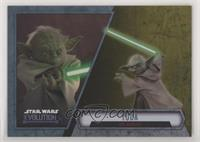 Yoda - Jedi Warrior #/50