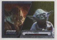 Yoda - Jedi in Exile #/50