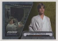 Luke Skywalker - Moisture Farmer #/50