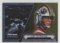 Luke Skywalker - Rebel Star Pilot #/50