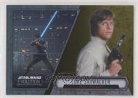 Luke Skywalker - Rebel Commander #/50