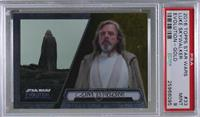Luke Skywalker - Jedi In Exile [PSA 9 MINT] #/50