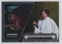 Princess Leia Organa - Rebel Leader #/50