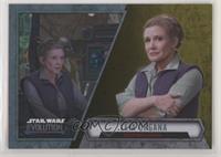 Leia Organa - Resistance General #/50