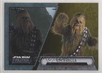Chewbacca - Kashyyyk Warrior #/50
