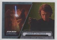 Anakin Skywalker - Sith Apprentice #/50