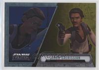 Lando Calrissian - Rebel Sympathizer #/50
