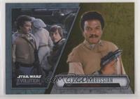Lando Calrissian - Rebel General #/50