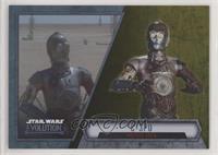 C-3PO - Protocol Droid #/50
