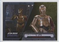 C-3PO - Resistance Interpreter #/50