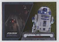 R2-D2 - Astromech Droid #/50