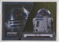 R2-D2 - Hero of the Rebellion #/50