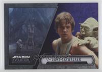 Luke Skywalker - Jedi In Training