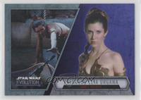 Princess Leia Organa - Jabba's Prisoner