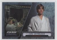 Luke Skywalker - Moisture Farmer