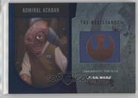 Admiral Ackbar #/50