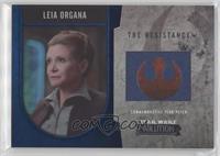 Leia Organa #/50