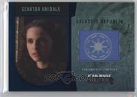 Senator Amidala #/50