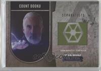 Count Dooku #/170