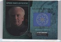 Supreme Chancellor Palpatine #/170