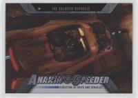 The Galactic Republic - Anakin's Speeder