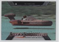 The Rebellion - Luke's Landspeeder