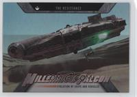 The Resistance - Millennium Falcon