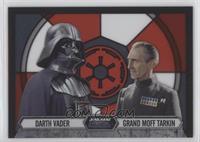 Darth Vader, Grand Moff Tarkin