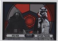 Kylo Ren, Captain Phasma