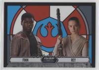 Finn, Rey