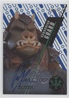 Classic Saga - Paul Springer, Gamorrean Guard [EX to NM] #/75