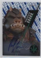 Classic Saga - Paul Springer, Gamorrean Guard /75