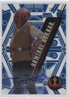 The Force Awakens - Tim Rose, Admiral Ackbar /75