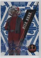 The Force Awakens - Mike Quinn, Nien Nunb #/75