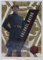 The Force Awakens - Rocky Marshall, Colonel Datoo #/50
