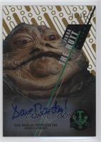 Classic Saga - Dave Barclay, Jabba the Hutt #/50