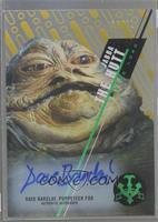 Classic Saga - Dave Barclay, Jabba the Hutt /50