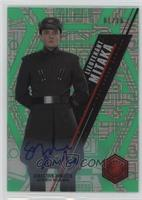 The Force Awakens - Sebastian Armesto, Lieutenant Mitaka #/10