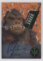 Classic Saga - Paul Springer, Gamorrean Guard #/25