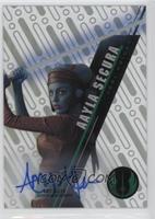 Prequels - Amy Allen, Aayla Secura