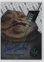 Classic Saga - Dave Barclay, Jabba the Hutt