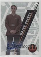 The Force Awakens - Emun Elliott, Major Brance