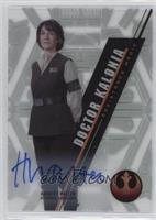 The Force Awakens - Harriet Walter, Doctor Kalonia