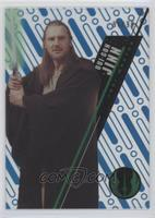 Form 1 - Qui-Gon Jinn [EX to NM] #/99