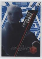 Form 2 - Supreme Leader Snoke [EX to NM] #/99
