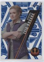 Form 2 - General Leia Organa #/99